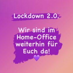 Lockdown 2.0.